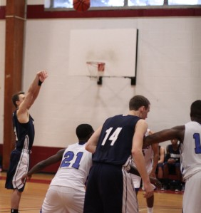 Park Thomas (15 points) made two free throws with four seconds left to give Gordon a three-point lead