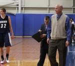 Coach Tod Murphy afterwards