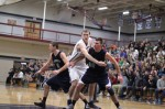 Jason Dempsey defends Andre Makris (10 points)