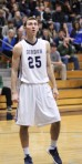 freshman Dominic Paradis