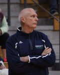 Endicott coach Phil Rowe