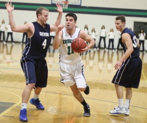 Lachlan Magee had 22 points for Endicott