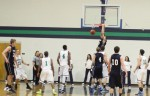 Jason Dempsey dunks