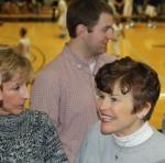 Julie Trigg, Jeff Derr, and Susie Gaskell