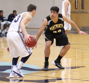 Nico Donato led Wentworth with sixteen points