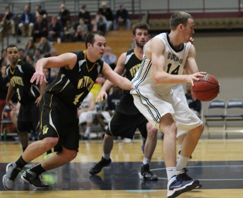 Jason Dempsey registered a career-high 18 points against Wentworth