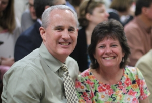 Kevin and Linda Roach