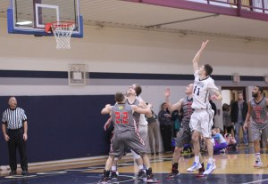 Noah Szilagyi hit this floater in OT