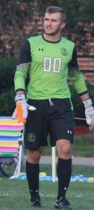 GC goalie Josh Spoonhour