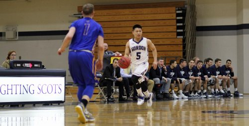 Jaren Yang had a career game in the Gordon win
