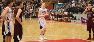 Cooper Wirkala's two free throws in the closing second sealed the win for Oceanside